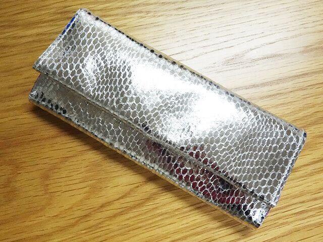 革の長財布を作ろう【前編】~ダブルコインケースを組み立てる