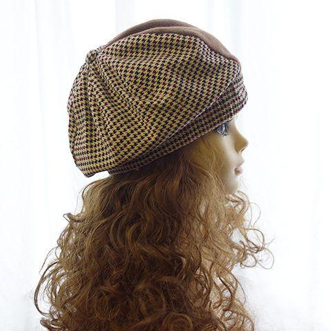 ベレー帽の作り方【前編】