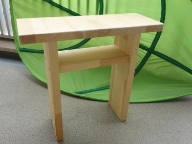 木ダボを使った台の作り方