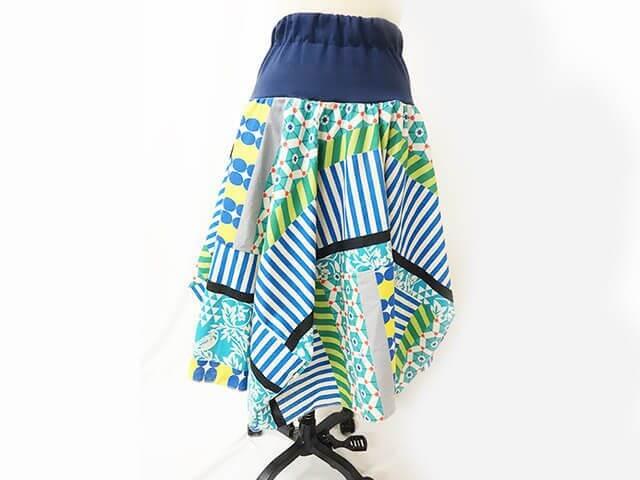 立体スカート