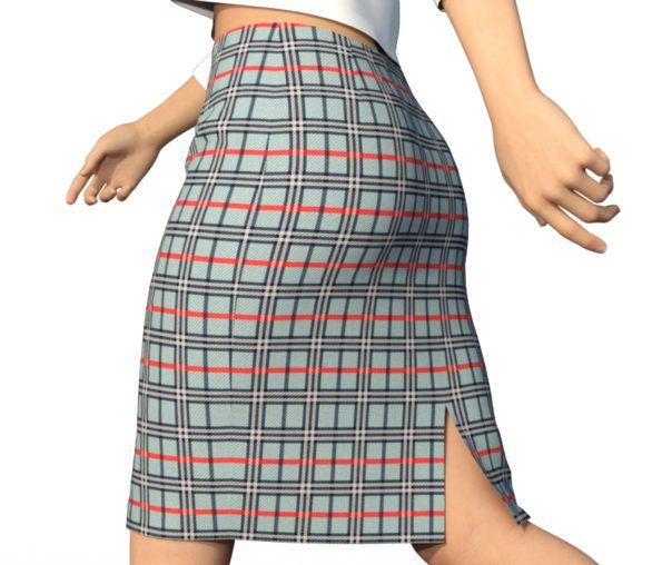 タイトスカートの作り方