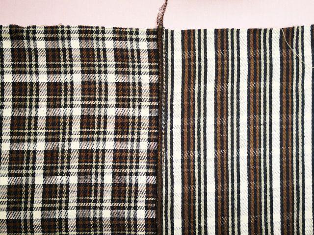 アシンメトリーパンツを縫う