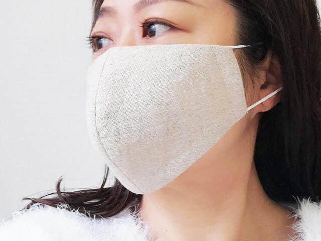 マスク 作り方 きれい