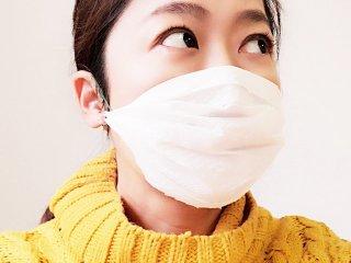 警視庁簡易マスクの作り方