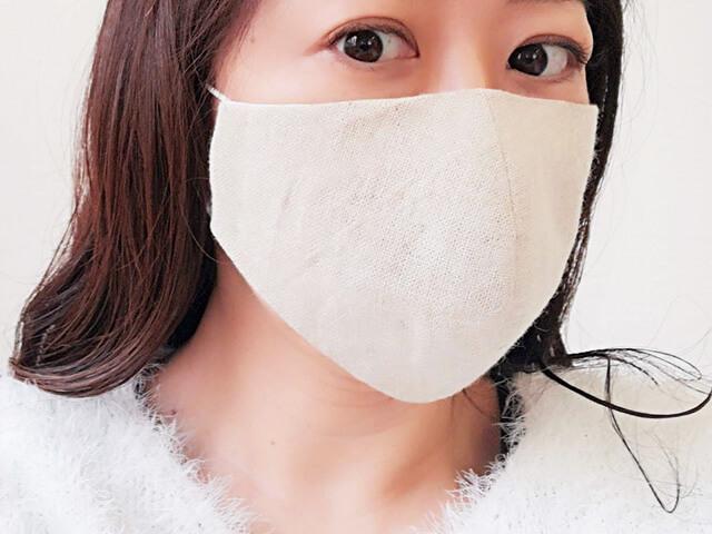 手作り 立体 マスク
