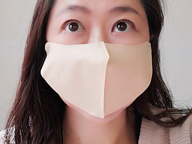超簡単マスクの作り方