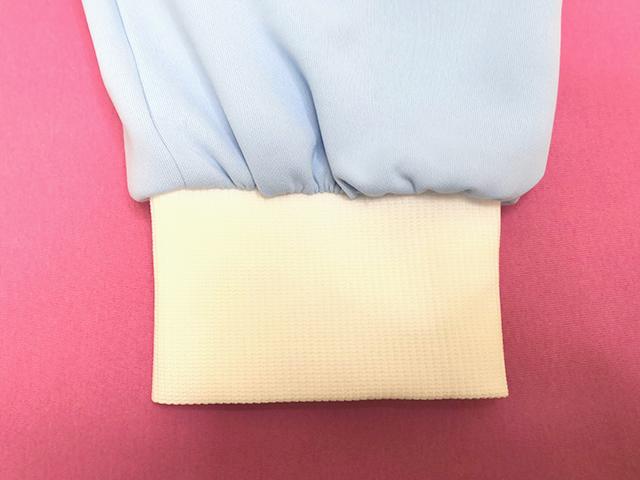 裾リブの縫い方